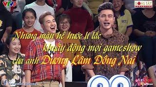 Dương Lâm Đồng Nai LÍ LA LÍ LẮC khuấy động mọi gameshow khắp showbiz Việt