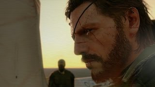 Metal Gear Solid V: Dissociative Disorder (Story analysis + Review)