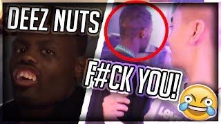 I MET THE DEEZ NUTS GUY!😂