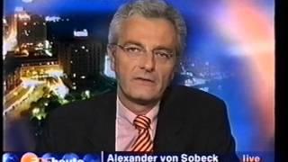 TV Fragmente: 11. September 2001 - ZDF 17 Uhr Nachrichten (German TV)