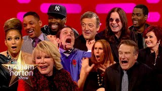 Clips You've NEVER SEEN Before From The Graham Norton Show | Part One