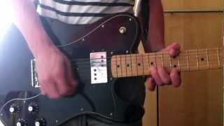 You and I (Arctic Monkeys ft Richard Hawley) ( Solo Cover )