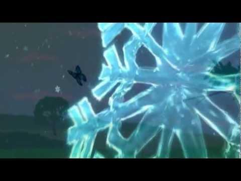 Η πεταλούδα του χιονιού