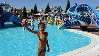 "Аквапарк ""Золотая бухта"" Геленджик! / Water  park ""Golden Bay"" Gelendzhik!"