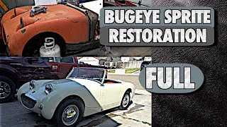 Bugeye Sprite Restoration (Official Full Version)