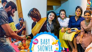 Full Video: Nsk Ramya Baby Shower Function | Aishwarya Rajesh, Bigg Boss, Vijay Tv, Tharshan | News