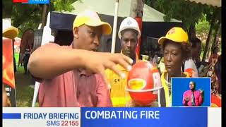 Kenya launches new technology to fight school fires