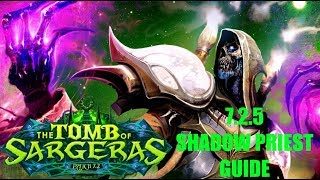 Super Fun Priest Build Shadow Priest Pvp Wow Legion 7 2 Samye