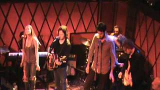 "The Damnwells - ""Golden Days""(2) - Rockwood Music Hall - 09/02/10 - Late Show"