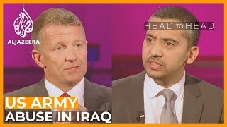 Blackwater's Erik Prince: Iraq, privatising wars, and Trump | Head to Head