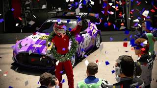 JOT381 GRAN TURISMO SPORT 091217 BRANDS HATCH TOYOTA S-FR 2nd to 1st CONTROVERSIAL 4 LAPS 7th WIN
