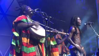 King Ayisoba: I Want To See My Father (Live)   Funkhaus Europa @ Roskilde 2014