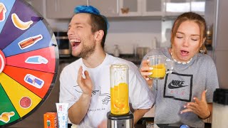 Extrem SMOOTHIE Challenge mit @Julia Beautx