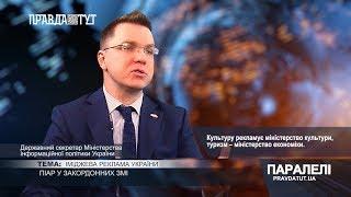 «Паралелі» Артем Біденко: Іміджева реклама України