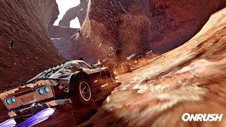 Onrush Beta - Countdown Mode | PS4 Pro Gameplay