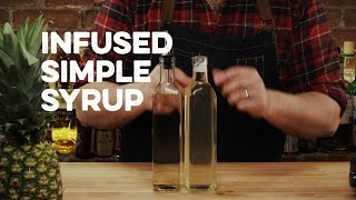 Infused Simple Syrup   How to Drink