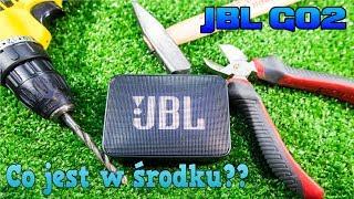 Co jest w środku JBL GO2 Sztuczne Obciążniki ?! - Membrana Bierna