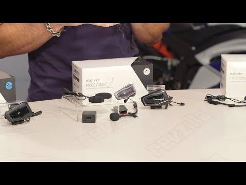 Cardo Freecom Headset Review at RevZilla.com