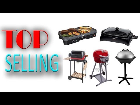 Top 5 Best Electric Grill Reviews 2019