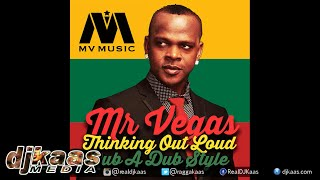 Mr Vegas – Thinking Out Loud (Ed Sheeran Reggae Cover Remix) [Love Bump Riddim] Reggae 2015