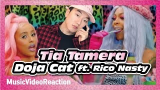 Doja Cat   Tia Tamera (Official Video) Ft. Rico Nasty[Reaction]