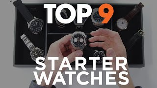 Top 9 Starter Watches From Luxury Brands