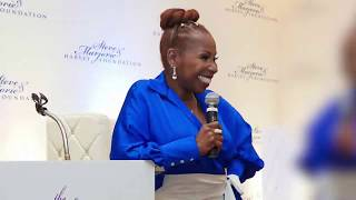 """Stand in your Greatness"" : Iyanla Vanzant"