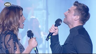 Sergey Lazarev & Έλενα Παπαρίζου - You are the only one (Mad VMA 2016)