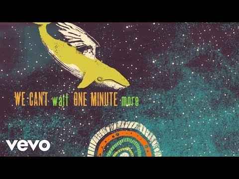 One Minute More Lyric Video