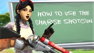 2 SECRET tips when using new *CHARGE SHOTGUN* ...