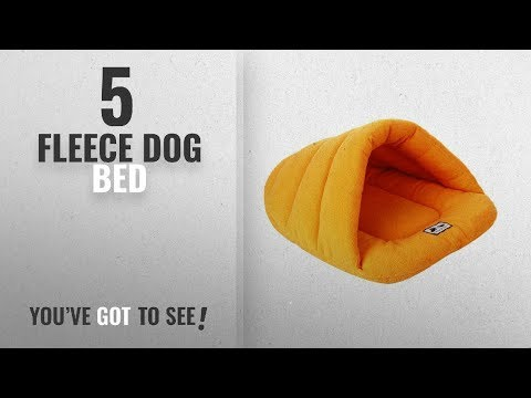 Top Idea Snuggle Warm Beds For Small And Large Dogs 2019 - Fleece Bed