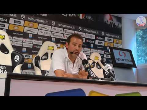 Le interviste Robur Siena - Livorno 1-0 - 2016