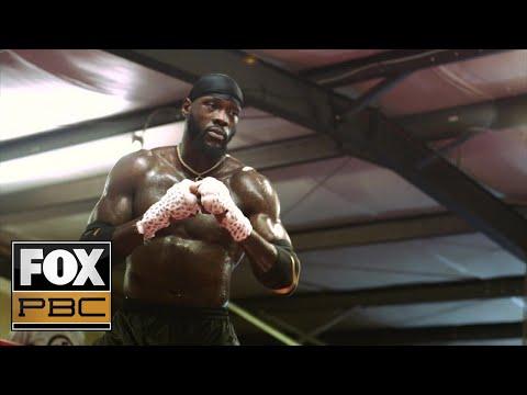 Deontay Wilder vs Luis Ortiz | FIGHT CAMP | PBC ON FOX