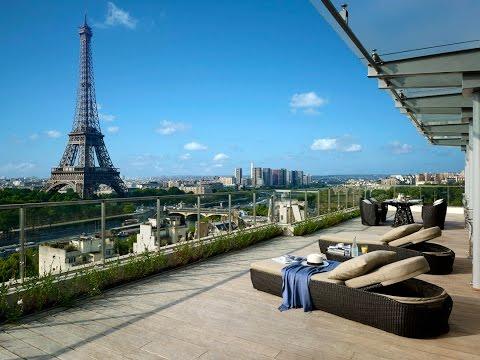シャングリ・ラ ホテル パリ(フランス・パリ16区)|バケーションズ