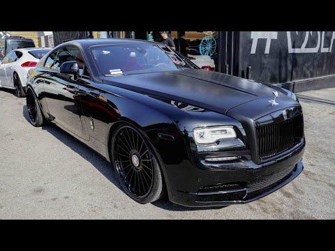 #RDBLA Dual Rolls Royce Builds, Scott Storch Dawn, Ferrari F12 LOUD...