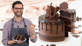 The BEST Chocolate Zucchini Cake Recipe