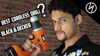 Black & Decker EPC12K2 - Unboxing & Review | CreatorShed