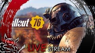 Fallout 76 - Обмазываемся Шедевром вместе с Jakir [Стрим]