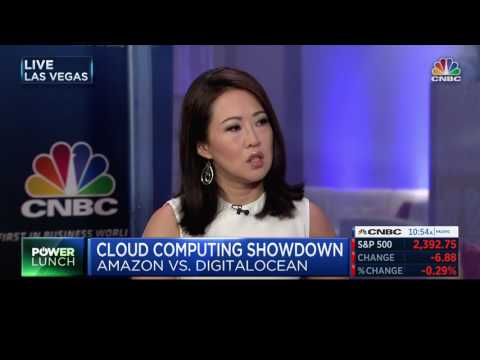 DigitalOcean's CEO Ben Uretsky on CNBC Power Lunch