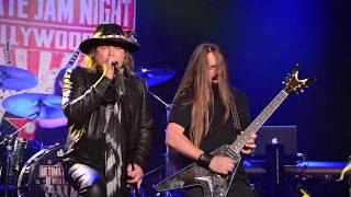 HEAVEN SENT: DON DOKKEN, IRA BLACK, MIKE DUPKE, SEAN McNABB