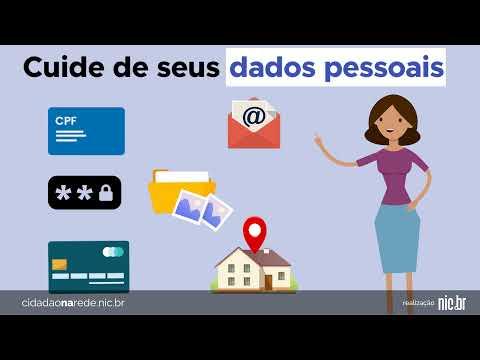 Imagem de capa do vídeo - Cuide de seus dados pessoais