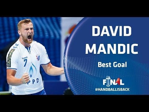 AWESOME goal by David Mandic I Best goal