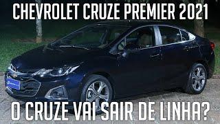 Avaliação: Chevrolet Cruze Premier 2021
