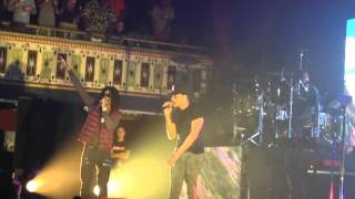 Chance The Rapper Ft. Quavo 'Familiar' Family Matters Tour Atlanta