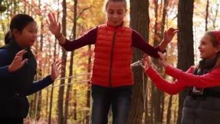 Step by Step  Developing Outdoor Skills in Girls