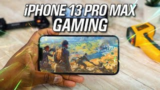 Apple iPhone 13 Pro Max - ProMotion Gaming!