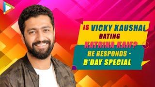 Shah Rukh Khan Ya Salman Khan? Favourite Actor? Vicky Kaushal chooses...| Katrina Kaif