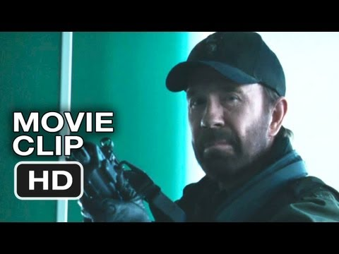 The Expendables 2 (Clip 'Airport')