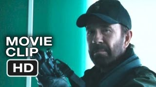 The Expendables 2 - Airport Clip