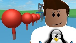 Roblox | TOTAL WIPEOUT   PARKOUR CRAZINESS!